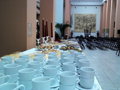 """Banketo organizavimas Karo muziejuje MPB """"Geležinis Vilkas"""" 20 metų jubiliejui (700 žmonių)"""